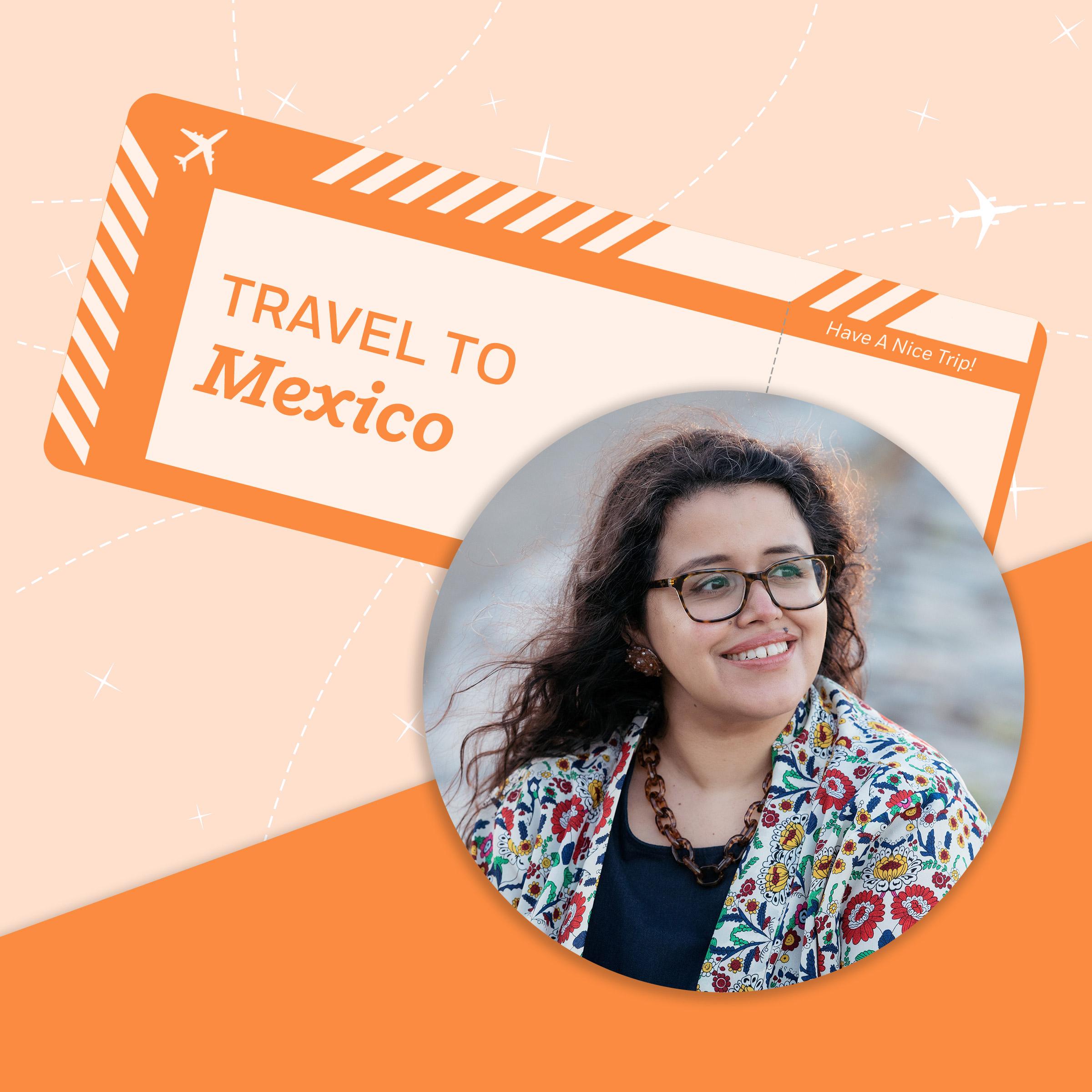 Travel to Mexico with Silvia Moreno-Garcia