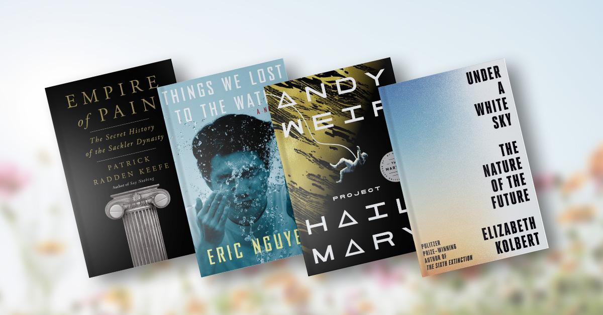 Barack Obama's Book Picks of the Season