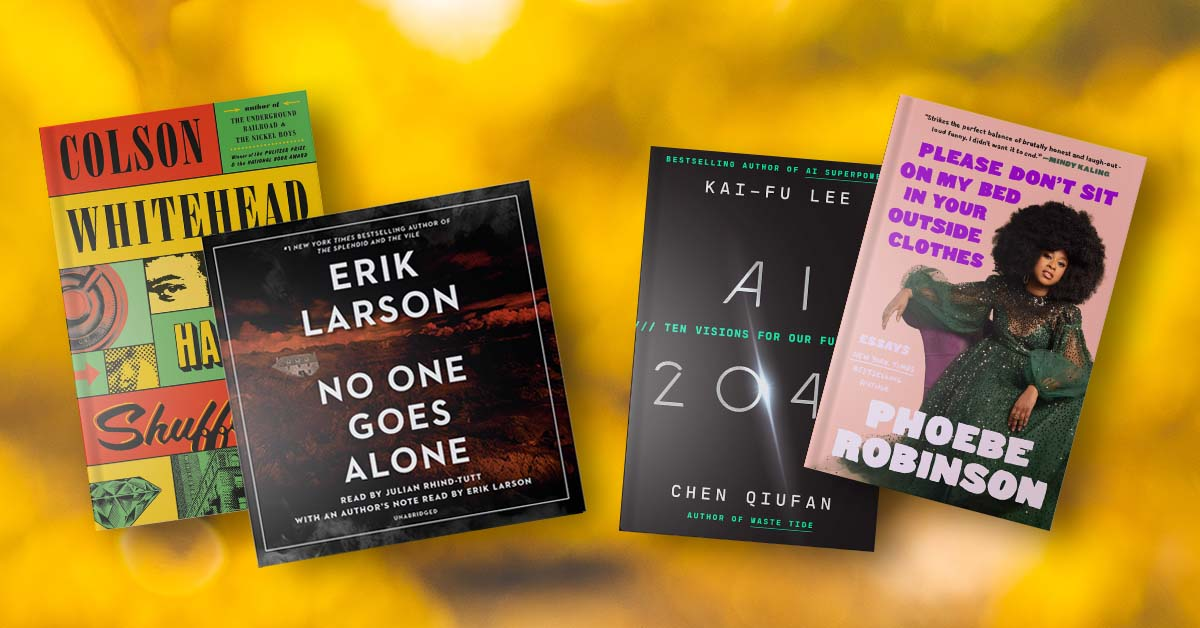 The Biggest Books of September