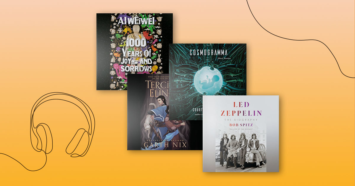 New Stories to Listen to Right Now