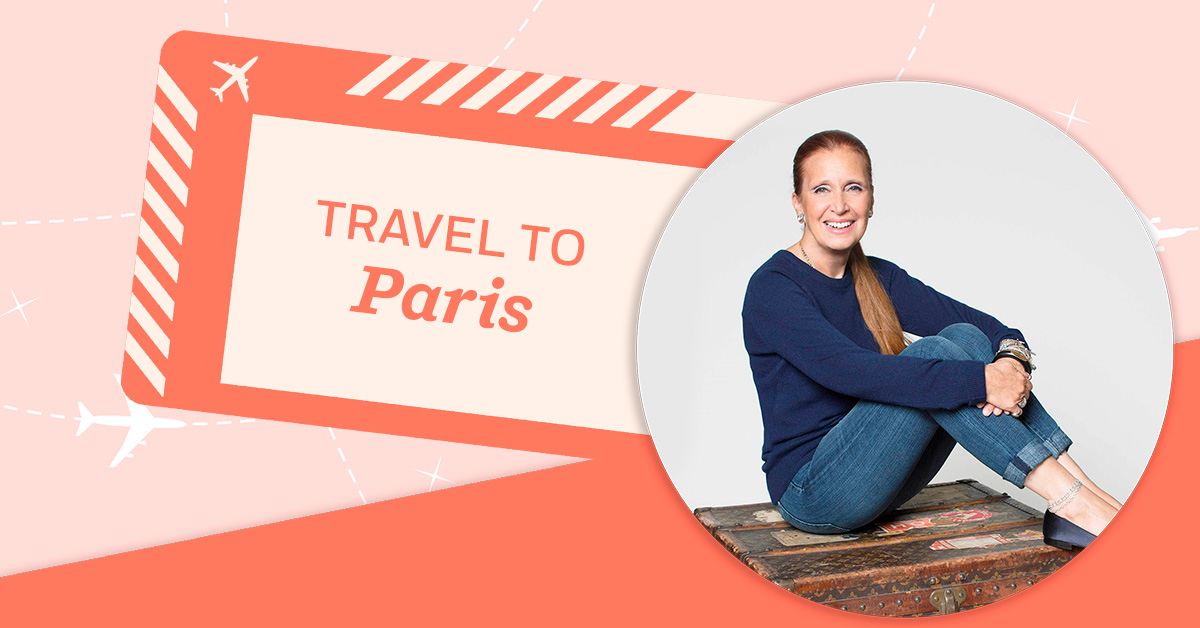 Danielle Steel's Tips on Traveling to Paris